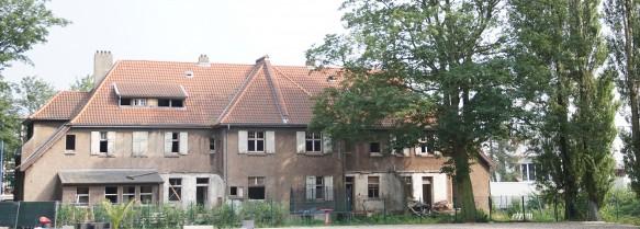 Foto einer der Krupp-Villen in Duisburg