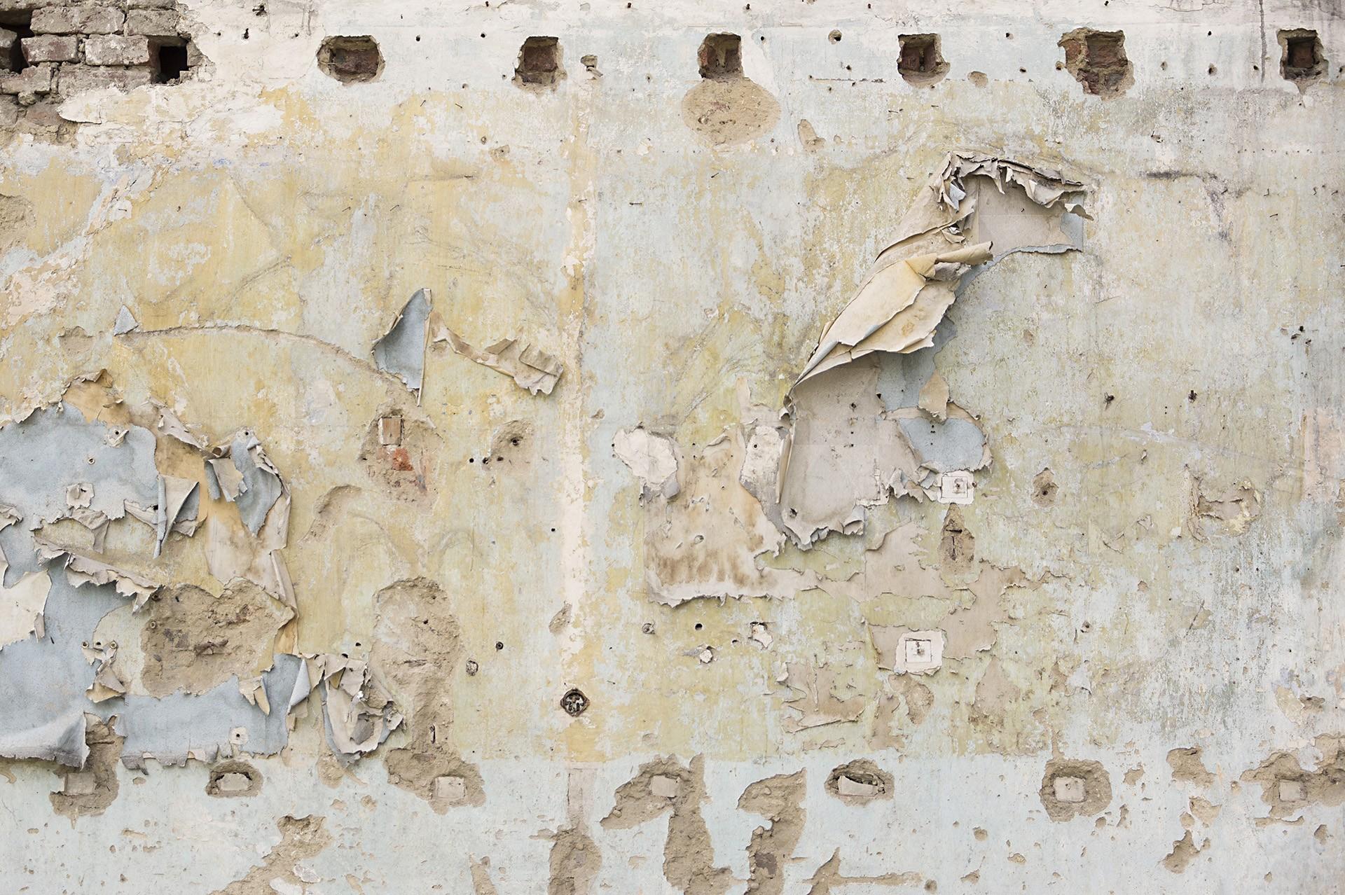 Tapetenwechsel I • Lambda-Print auf FUJIFILM Crystal Archive DPII, Alu-Dibond®, 60 x 40 cm, gerahmt • Auflage: 5 + 2 Artist's Proof