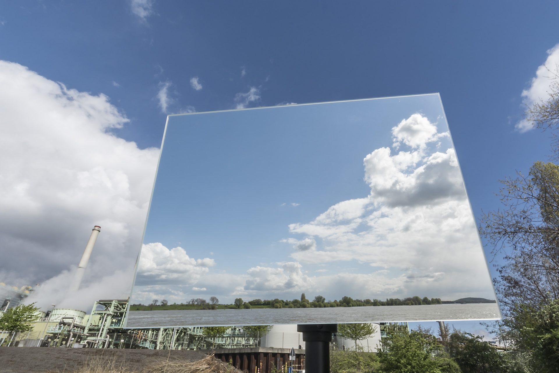 Rhein/Kokerei Schwelgern • Lambda-Print auf FUJIFILM Crystal Archive DPII, 75 x 50 cm, rahmenloser Bilderhalter • Auflage: 5 + 2 Artist's Proof