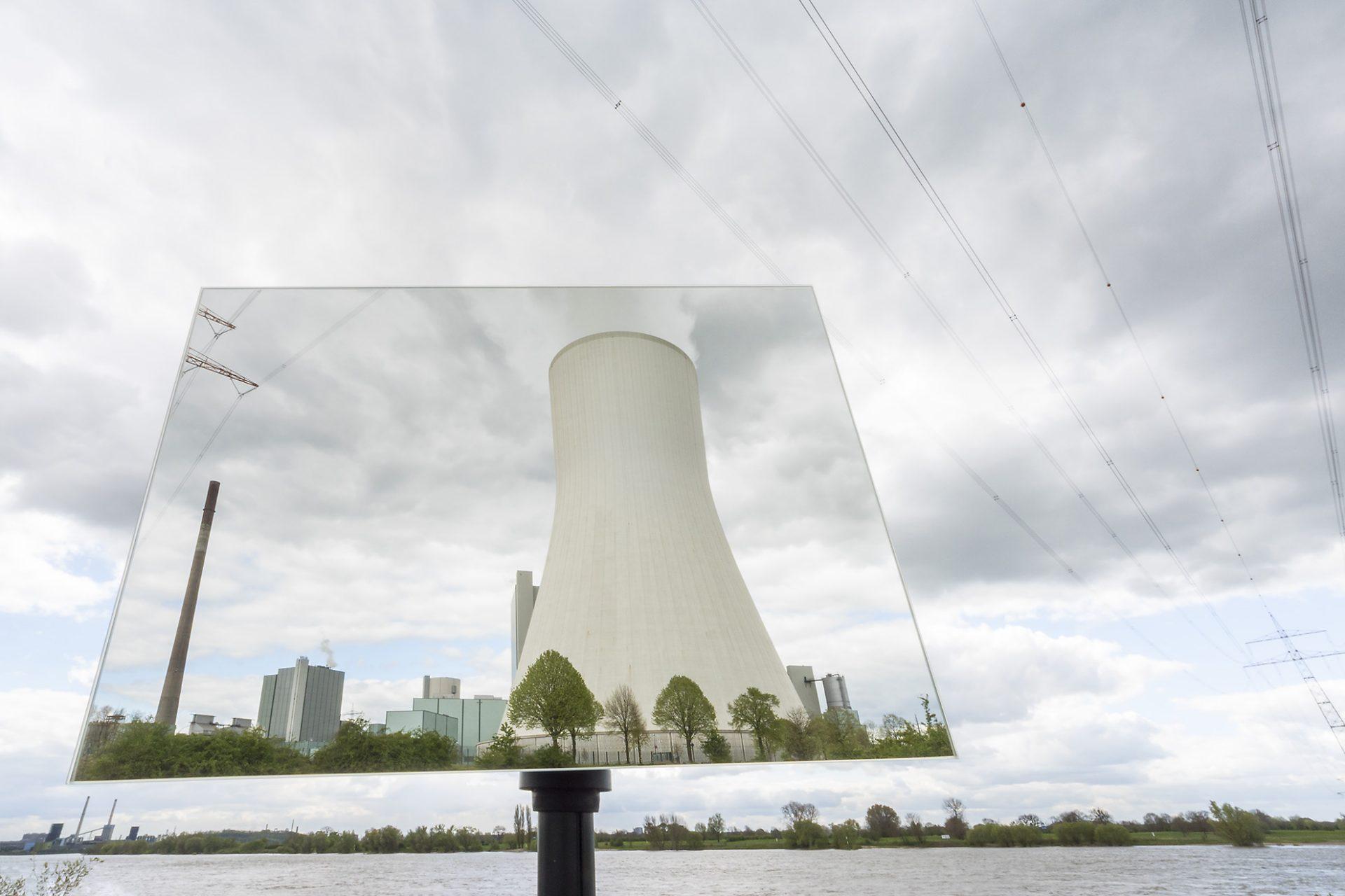 Kraftwerk Walsum/Rhein I • Lambda-Print auf FUJIFILM Crystal Archive DPII, 75 x 50 cm, rahmenloser Bilderhalter • Auflage: 5 + 2 Artist's Proof