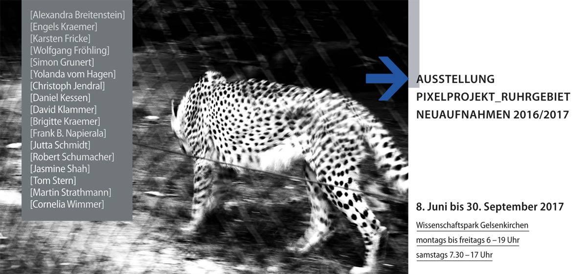 Foto Einladung Pixelprojekt 2017