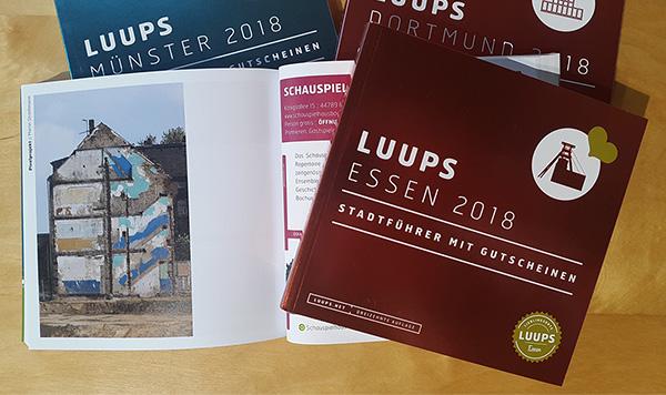 LUUPS Heft Essen