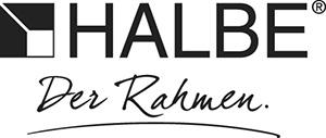 Logo von Halbe Rahmen